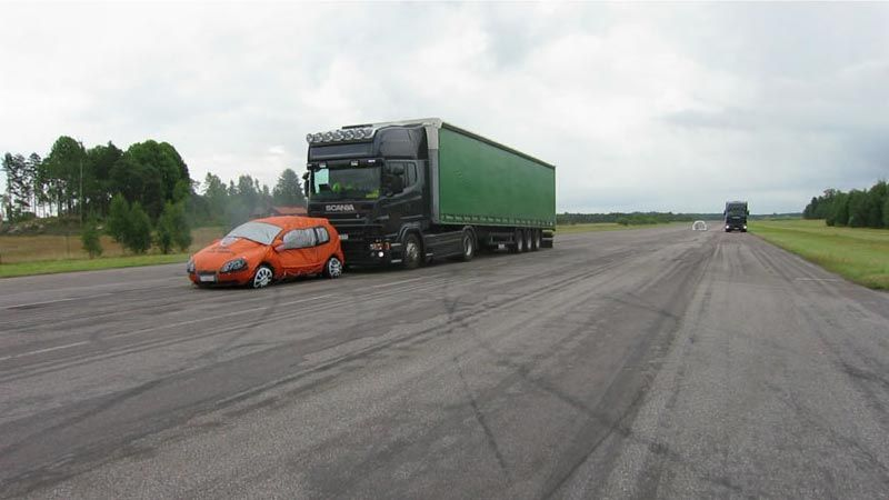 Developing Advanced Emergency Braking Systems at Scania