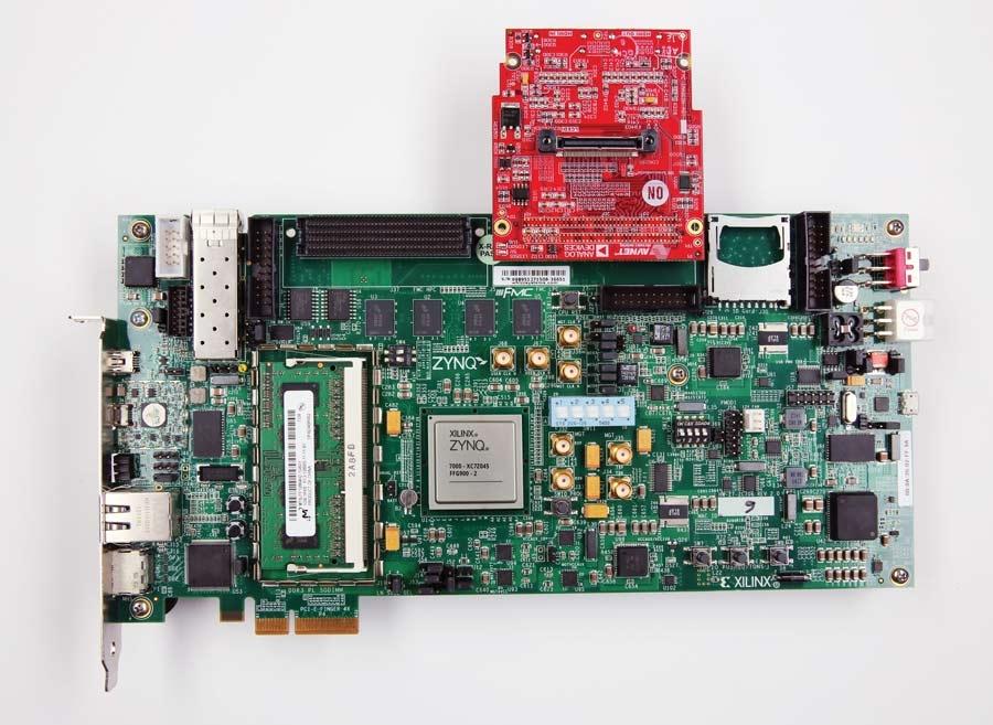 Xilinx Zynq-7000 All-Programmable SoC