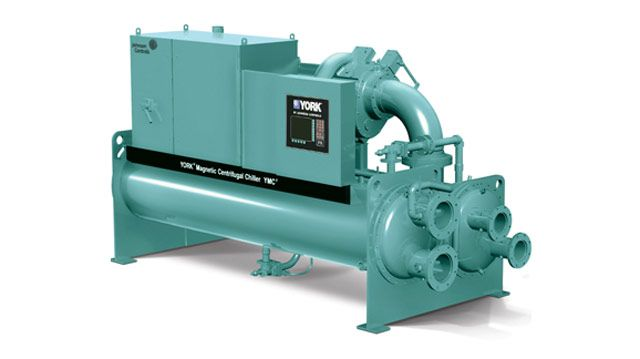 Johnson Controls Accelerates Industrial Controller Development for Magnetic-Bearing Centrifugal Liquid Chillers