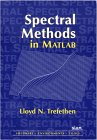 Spectral Methods in MATLAB