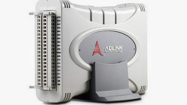 ADLINK Support from Data Acquisition Toolbox