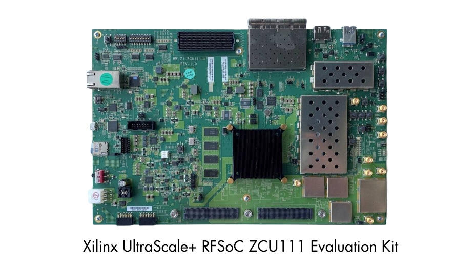 Xilinx<sup>&reg;</sup> Zynq<sup>&reg;</sup> UltraScale+&trade; MPSoC ZCU102 Evaluation Kit