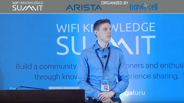 Colin McGuire's talk at WiFi Knowledge Summit