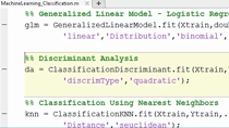 Learn how machine learning tools in MATLAB® can be used to solve regression, clustering, and classification problems.
