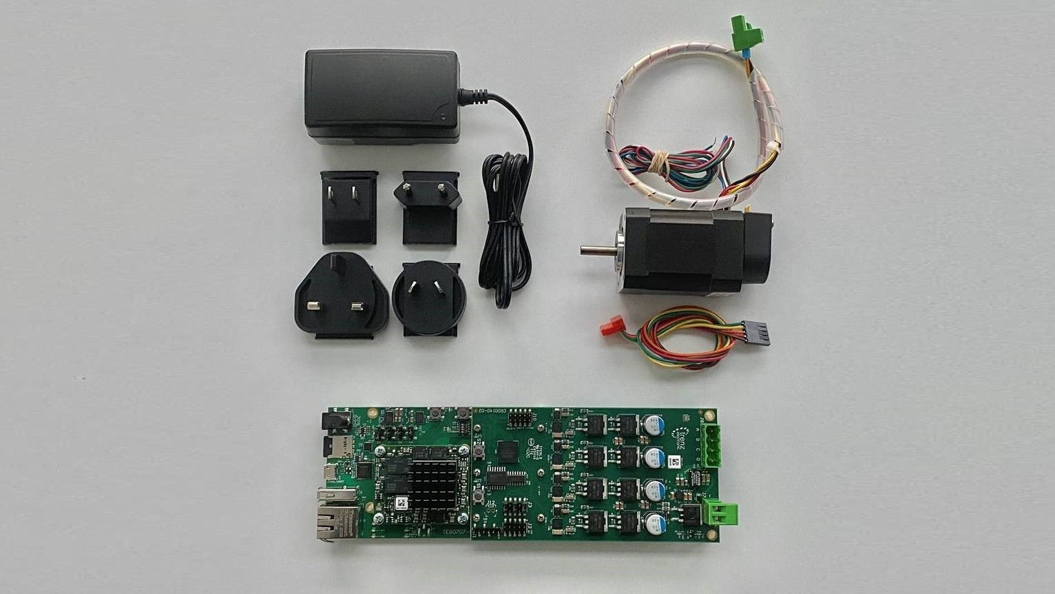 Trenz Electronic Motor Control Development kit
