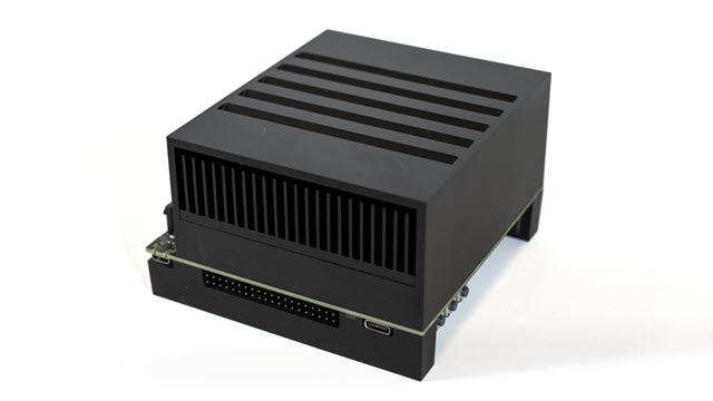 Prototype on NVIDIA Jetson platforms.