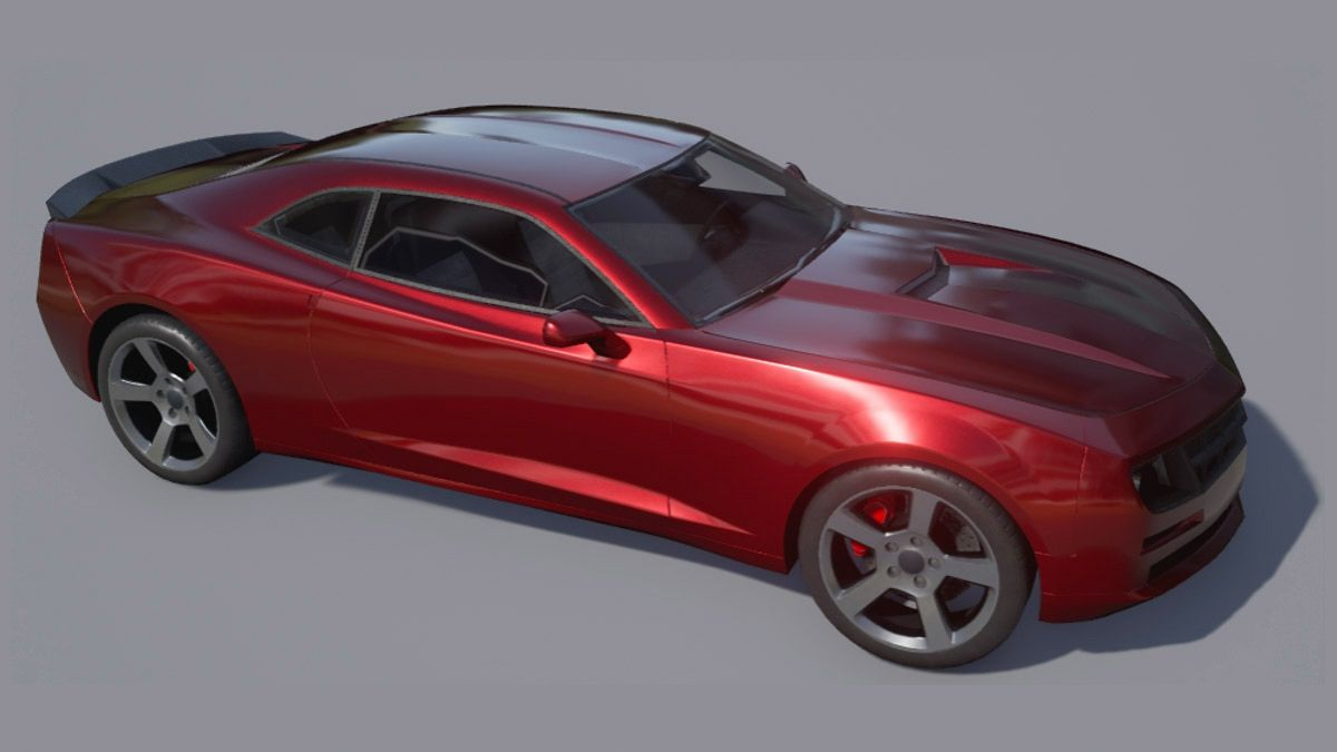 One of the vehicle types available in Vehicle Dynamics Blockset.