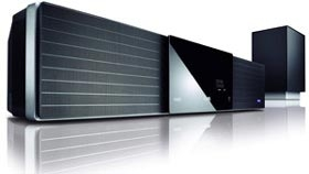 Philips Consumer Lifestyle (Philips) Develops One-Piece Surround Sound System