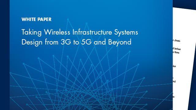 Wireless Infrastructure Design