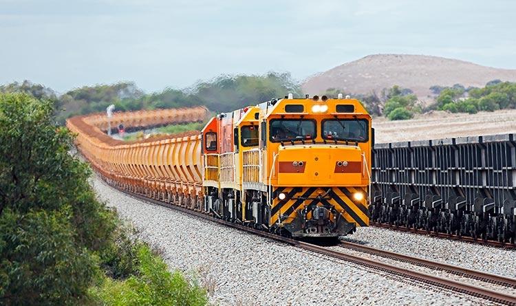 Iron Ore Train