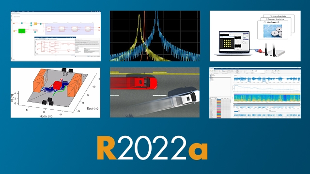 Release 2020b offers hundreds of new and updated features and functions in MATLAB and Simulink, along with four new products.