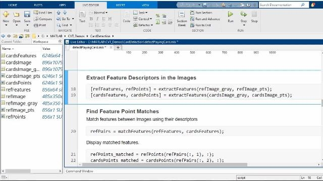 If you are working an engineering or scientific application where you need to apply computer vision, but you are new to this field, it can be a challenging task. In this webinar, we will show you how MATLAB and Computer Vision Toolbox can make it easy to get started with applying computer vision to your projects.