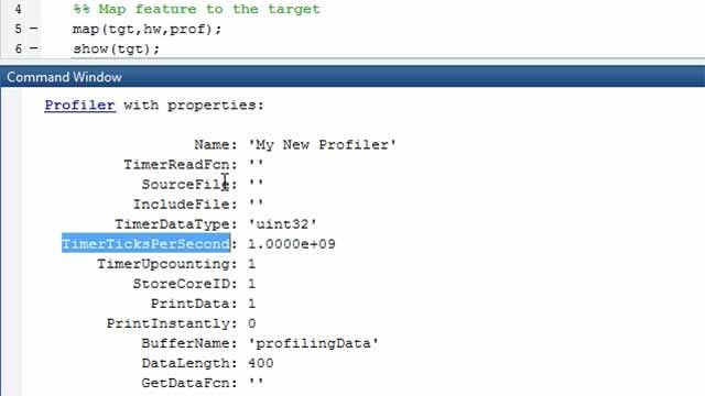 This is the last part in a series on developing an Embedded Coder target for an ARM Cortex A-based hardware platform. In this tutorial, a quick overview of profiling capabilities is provided.