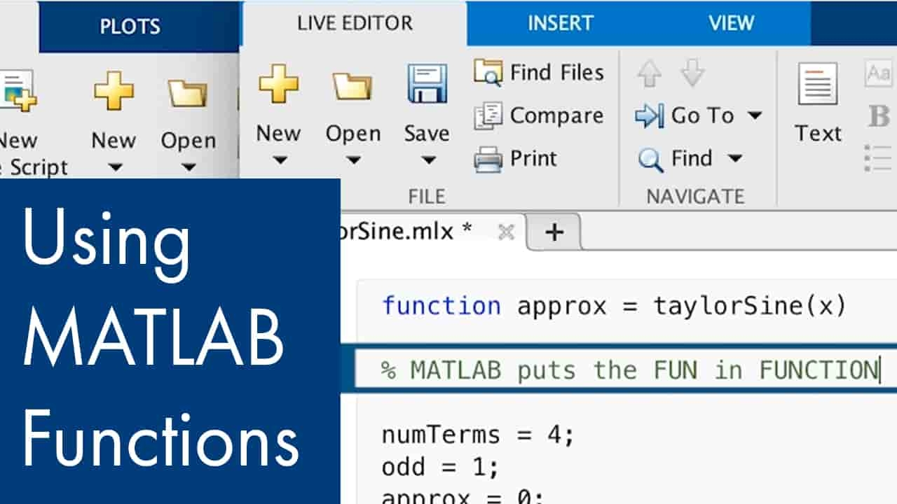 This video will make a simple function.