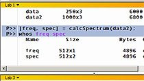 Use batch processing commands to set up offline execution for parallel MATLAB applications.